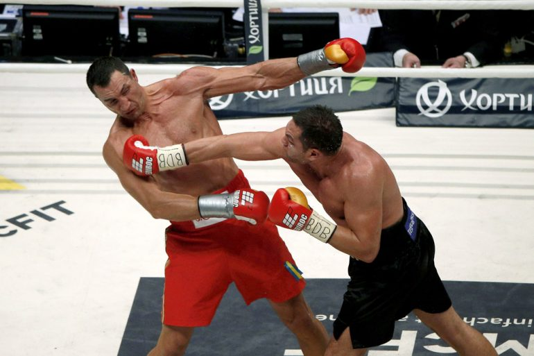 Wladimir Klitschko Vs Kubrat Pulev The Ring